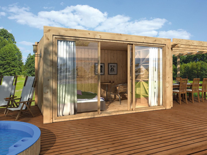 Ultimate Garden Room \'Cube\' - Ultimatemarket