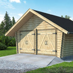 Ultimate 16 Barn wih two double doors