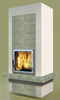 Ultimate Fuego Export Design Fireplace