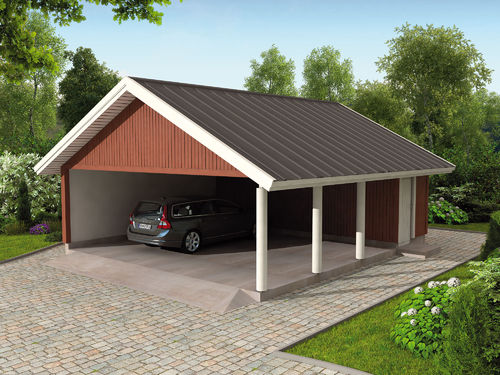 ULTIMATE Garage 5 + Shed