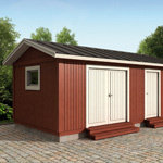Ultimate Yard Storage Shed 20 A